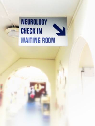 The Neurology Check In - Temple Street Hosptial